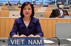 Aprecia Vietnam eficiencia de actividades y logros de WIPO