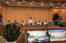 Hanoi intensifica monitoreo de cumplimiento de normas preventivas del COVID-19