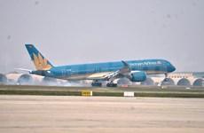 Vietnam Airlines reanuda vuelos comerciales desde Corea del Sur al país
