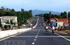 Inician construcción de carretera para impulsar el turismo en Binh Phuoc