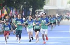 Siete mil personas se inscriben en Maratón VPBank Hanoi ASEAN 2020