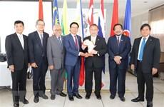 Embajadores en Sudáfrica valoran papel de Vietnam como presidente de la ASEAN