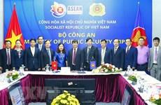 Efectúan reunión de Altos Funcionarios de ASEAN sobre lucha contra crímenes transnacionales