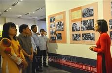 Exhiben en Dak Lak fotografías sobre la vida y trayectoria revolucionaria del Presidente Ho Chi Minh