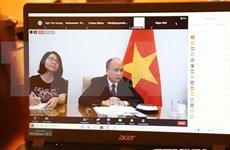 Webinar celebra 45 aniversario de las relaciones diplomáticas entre Vietnam y Alemania