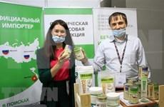 Marca vietnamita ha vuelto popular y afirmado su calidad en el mercado de Rusia