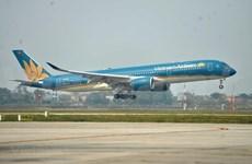 Reanudan oficialmente vuelo comercial de Corea del Sur a Vietnam