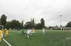 Participa Vietnam en torneo de fútbol en República Checa