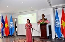 Destacan aportes de coterráneos residentes en Suiza a la promoción de la cultura vietnamita