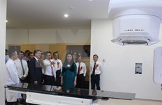 Aplican provincia vietnamita de Vinh Phuc técnicas avanzadas en el tratamiento de cáncer