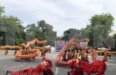 Celebrarán Festival de Danza de Dragón para conmemorar aniversario 1010 Thang Long- Hanoi