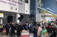 Repatrían a 270 ciudadanos vietnamitas varados en Rusia
