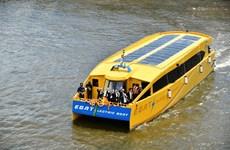 Tailandia desarrolla mototaxis y barcos eléctricos