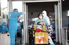 Vietnam reporta tres casos nuevos importados del COVID-19