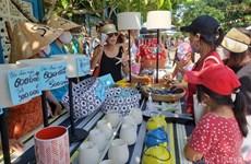 Mercado de pescadores en provincia vietnamita de Quang Nam: iniciativa para impulsar el turismo local