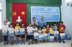 Provincia vietnamita organiza Fiesta del Medio Otoño para niños en circunstancias difíciles