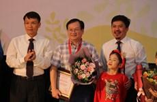 VNA entrega premios artísticos infantiles De Men 2020