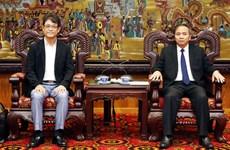 Empresa japonesa planea invertir fondo millonario en provincia vietnamita de Vinh Phuc
