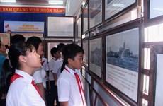 Exposición digital sobre soberanía vietnamita sobre archipiélagos de Hoang Sa y Truong Sa