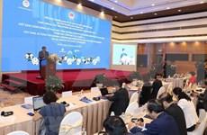 Sesiona III Foro anual de reforma y desarrollo de Vietnam