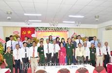 Prestan asistencia a víctimas del Agente Naranja en provincia vietnamita de Soc Trang