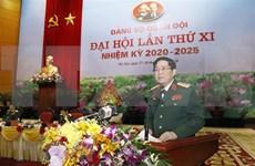 Clausuran la Asamblea partidista del Ejército Popular de Vietnam