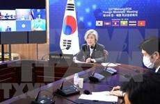 Países de subregión de Mekong y Corea del Sur fomentan comercio