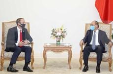 Apoya premier de Vietnam pronta firma de TLC con Reino Unido