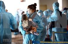Retornan más de 250 ciudadanos vietnamitas de Corea del Sur