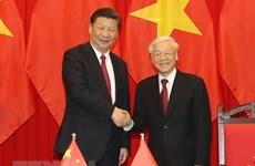 Vietnam felicita a China por su Día Nacional