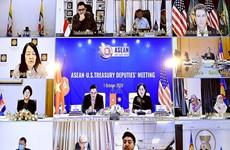 Vietnam comparte experiencias en gestión financiera con la ASEAN y Estados Unidos