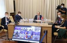 ASEAN y Reino Unido se comprometen a estrechar cooperación en lucha contra el COVID-19