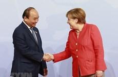 Vietnam y Alemania fortalecen sus relaciones de asociación estratégica