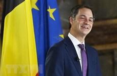 Vietnam felicita al nuevo primer ministro belga