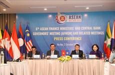 Vietnam preside reunión de titulares de finanzas y bancos centrales de la ASEAN