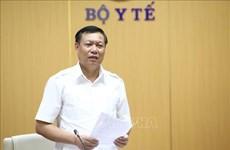 OMS entrega a Vietnam guía de atención integrada para personas mayores