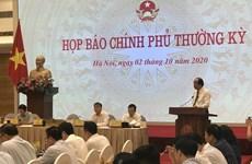Gobierno vietnamita decidido a lograr crecimiento de tres por ciento este año