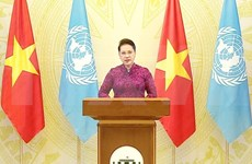 Vietnam participa en reunión de alto nivel por aniversario 25 de la IV Conferencia Mundial sobre la Mujer