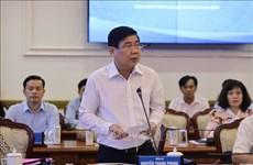 Ciudad Ho Chi Minh busca recuperar la economía en periodo post COVID-19