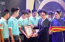 Inauguran XI Competencia Nacional de Habilidades de Vietnam