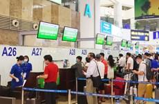 Sector de la aviación de Vietnam en camino de recuperación