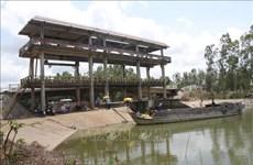 Provincia de Soc Trang previene contra riesgo de desastres naturales