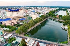 Provincia vietnamita inaugura nuevo puente para impulsar economía