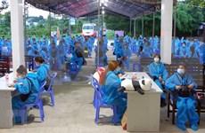 COVID-19: Vietnam suma 33 jornadas sin infección comunitaria
