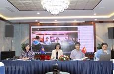 Impulsan trabajo social en Comunidad de ASEAN