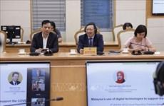 ASEAN y OCDE discuten sobre herramientas digitales para la formulación de políticas regulatorias