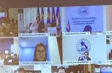 ASEAN y Corea del Sur realizan diálogo sobre asuntos estratégicos
