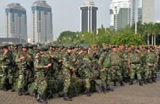 Indonesia moderniza sus fuerzas armadas