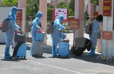 Vietnam registra un caso nuevo importado del COVID-19