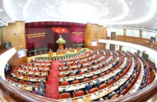 Comité Central del PCV continúa segunda jornada de trabajo de su XIII pleno